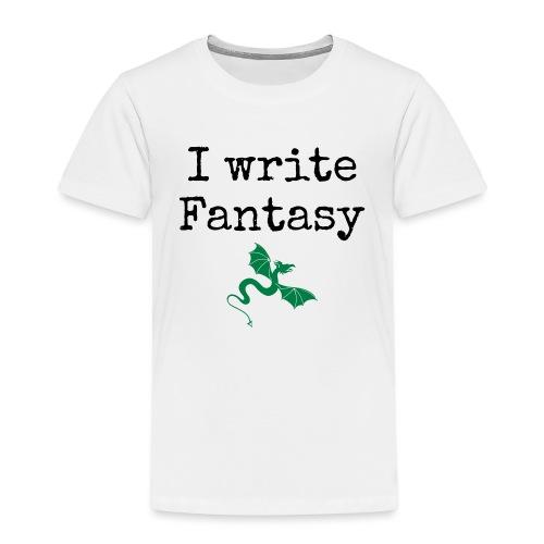 i_write_fantasy - Kids' Premium T-Shirt