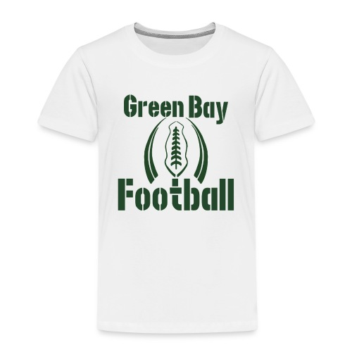 Green Bay Tasse - Kinder Premium T-Shirt