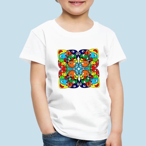Monsterchen - Kinder Premium T-Shirt