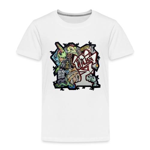 Connections - Kids' Premium T-Shirt