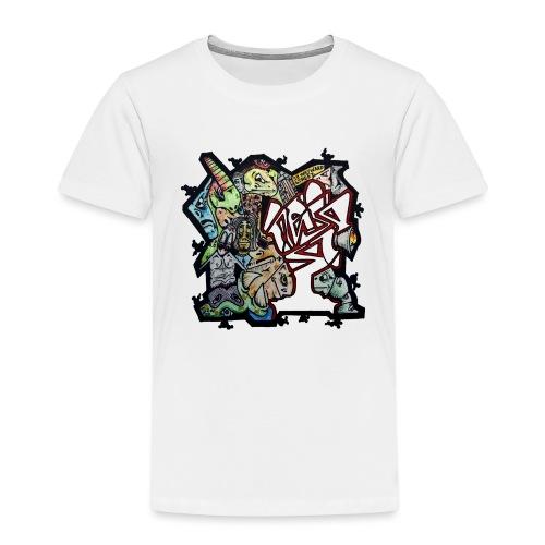 Transparent Connections - Kids' Premium T-Shirt