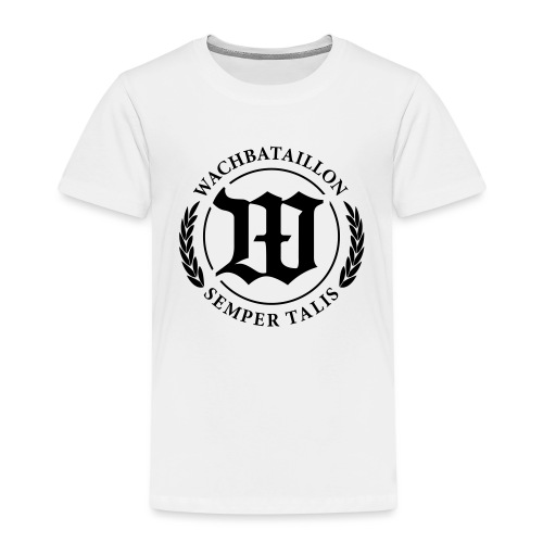 Gotische W - Kinder Premium T-Shirt