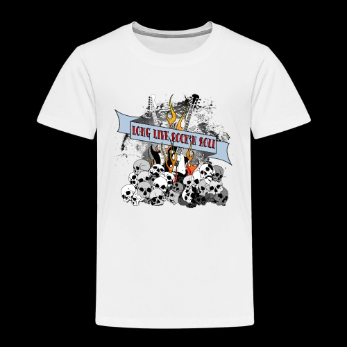 long live - Premium-T-shirt barn