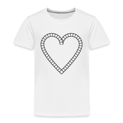 Isle of Love Movie - Kids' Premium T-Shirt