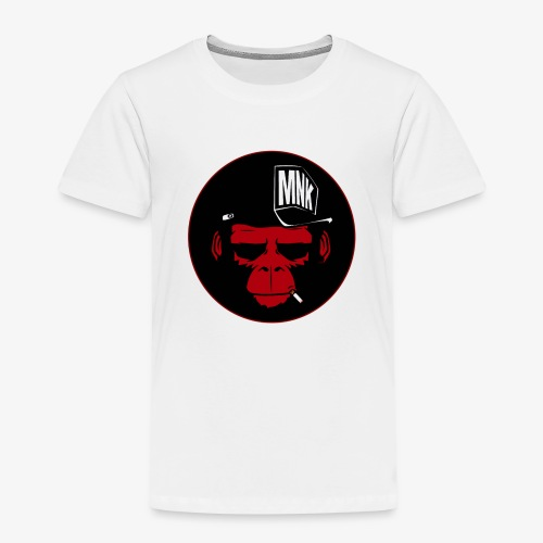 Mr Monkey - Kids' Premium T-Shirt