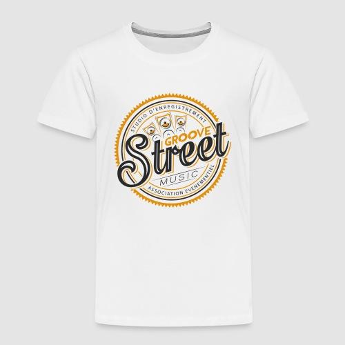logo tshirt groovestreet png - T-shirt Premium Enfant