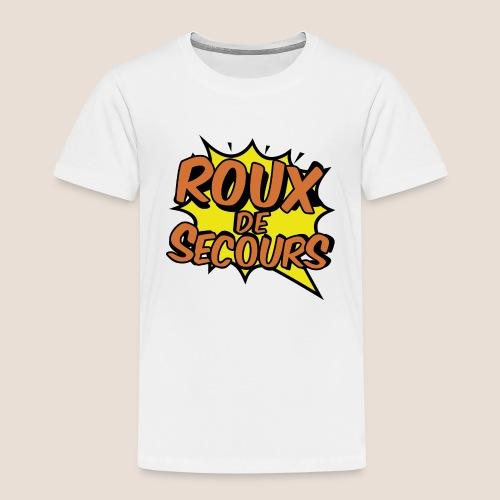 ROUX DE SECOURS COMIC STYLE - T-shirt Premium Enfant