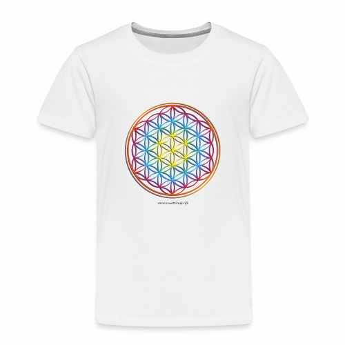 la fleur de vie - T-shirt Premium Enfant