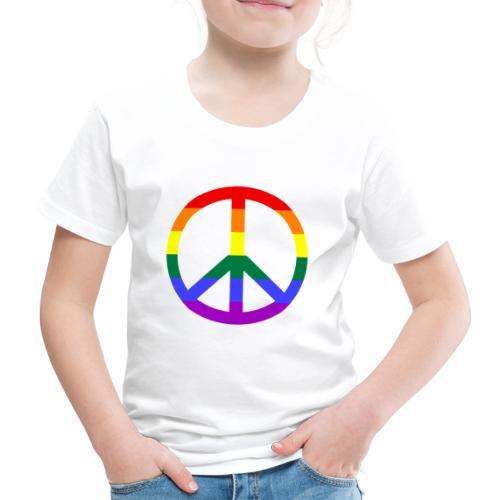 Peace - Kinder Premium T-Shirt