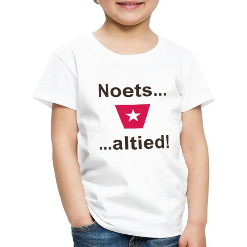 Noets en altied ms def b - Kinderen Premium T-shirt