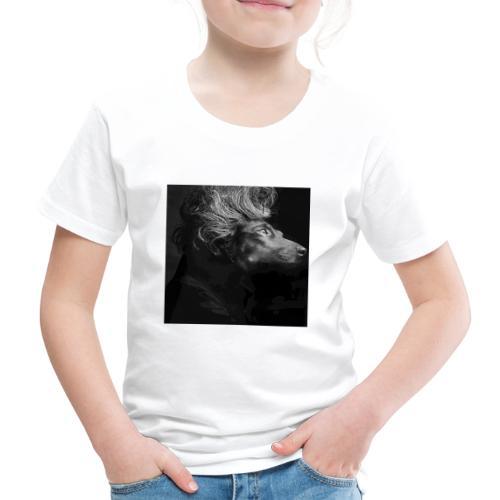 Mozartdackel - Kinder Premium T-Shirt