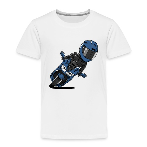 0791 FJR PhantomBlue - Kinderen Premium T-shirt