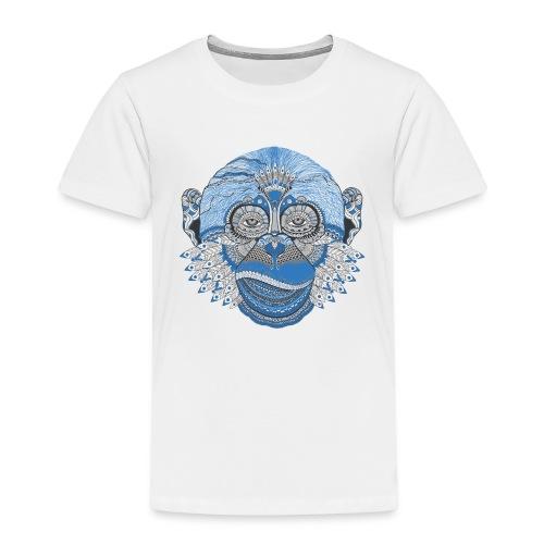 Affe - Kinder Premium T-Shirt