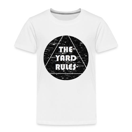 The Yard Rules (Matti edition) - Kinder Premium T-Shirt