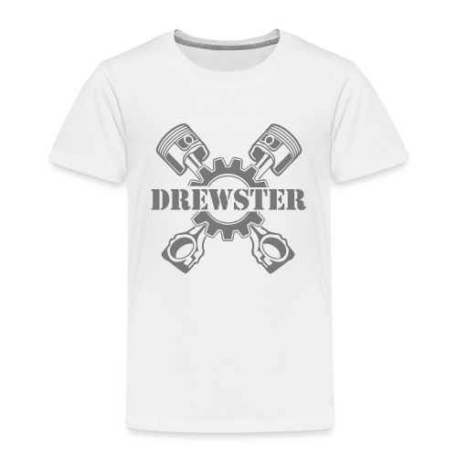 Drewster Emblem - Kinder Premium T-Shirt