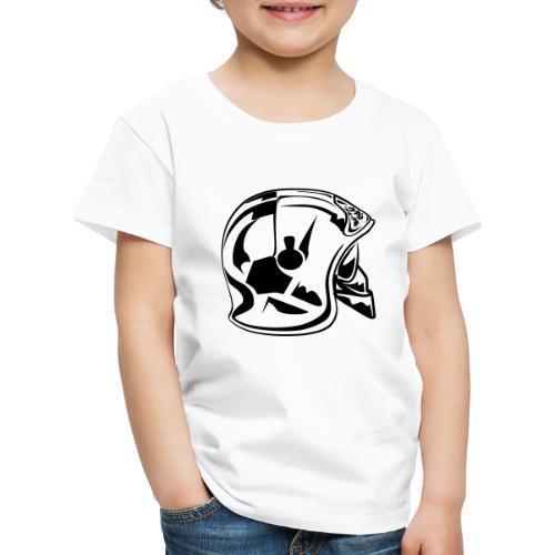 casque_2016 - T-shirt Premium Enfant
