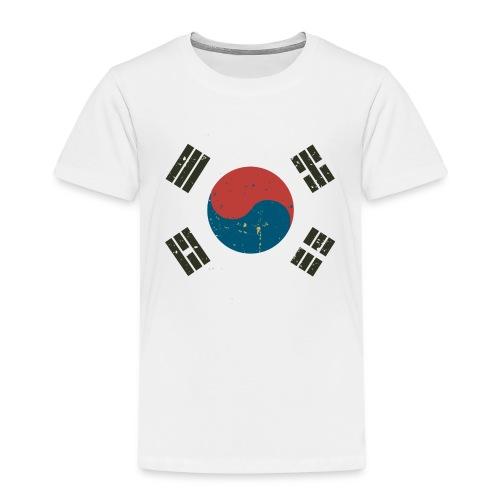 Proud To Be A South Korea. - Kids' Premium T-Shirt