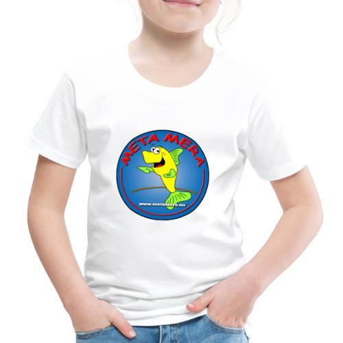 metamera_fish - Premium-T-shirt barn