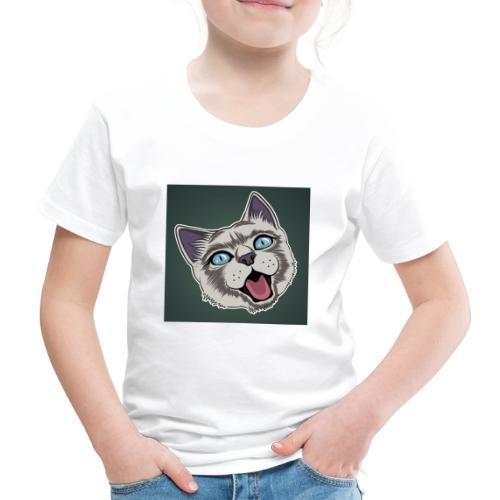101183AD 22CD 4C05 B9F7 1BCA56A43301 - Kinder Premium T-Shirt