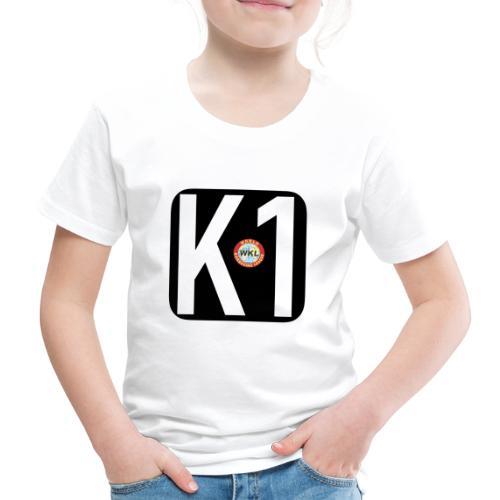 K1 BY WKL - Camiseta premium niño