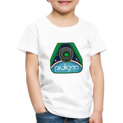 Space Emblem Design - Kinder Premium T-Shirt