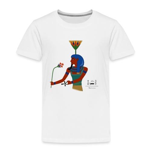 Nefertem I altägyptische Gottheit - Kinder Premium T-Shirt