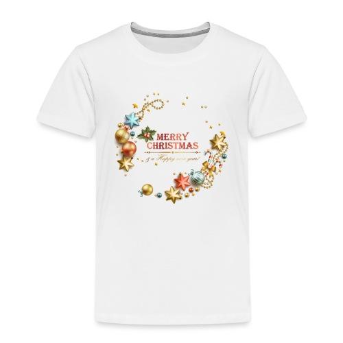 navidad - Camiseta premium niño