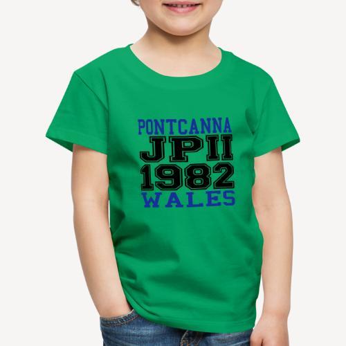 PONTCANNA 1982 - Kids' Premium T-Shirt