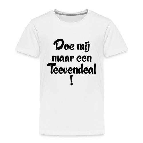 Teevendeal - Kinderen Premium T-shirt