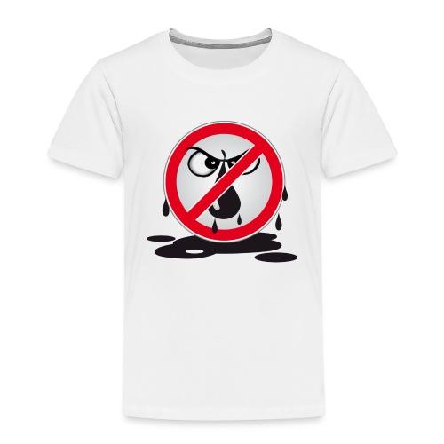 Erdöl Nein danke - Kinder Premium T-Shirt