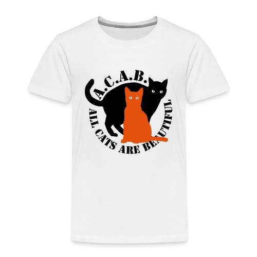 gaticos - Camiseta premium niño