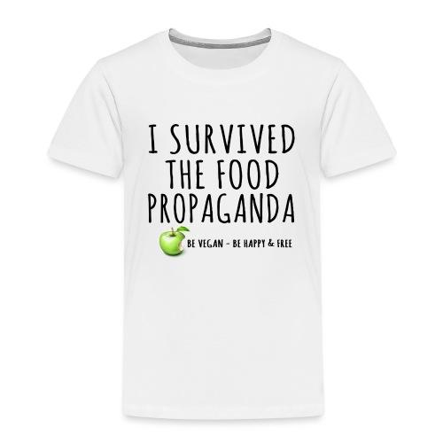Propaganda - Kids' Premium T-Shirt