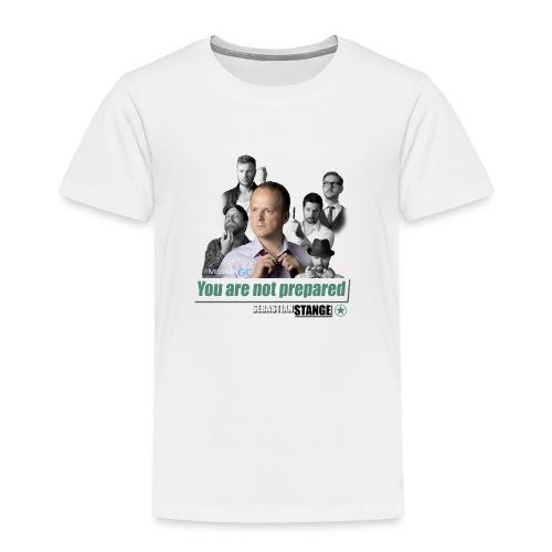 Stange_gear_groß - Kinder Premium T-Shirt