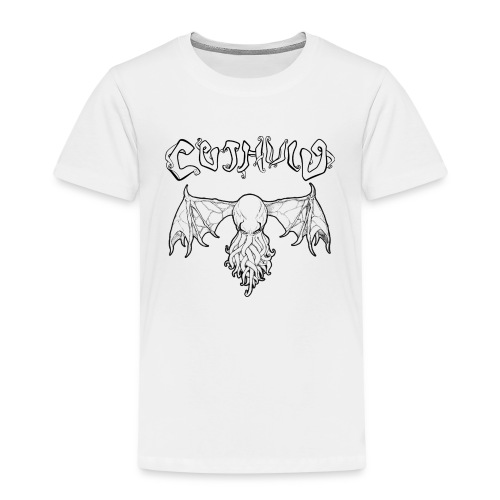 Cuthulu_Music - Kinder Premium T-Shirt