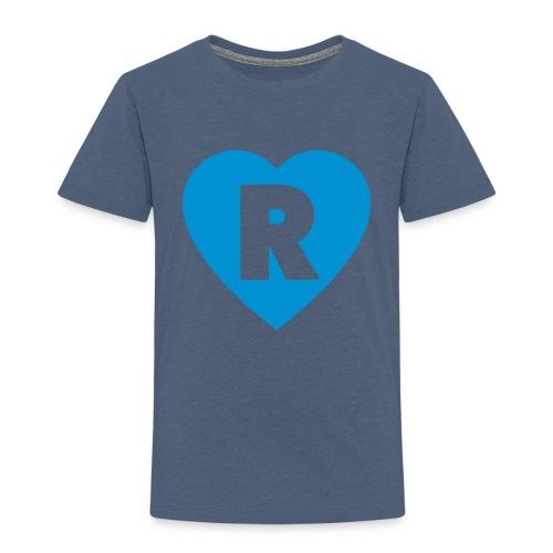 cuoRe - Maglietta Premium per bambini