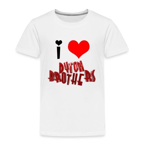 I DB - Kids' Premium T-Shirt