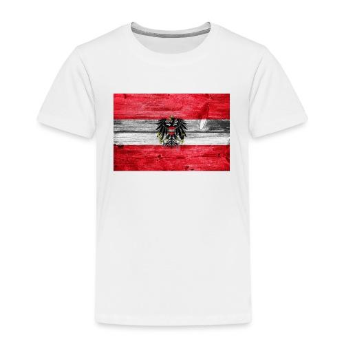 Austria Holz - Kinder Premium T-Shirt