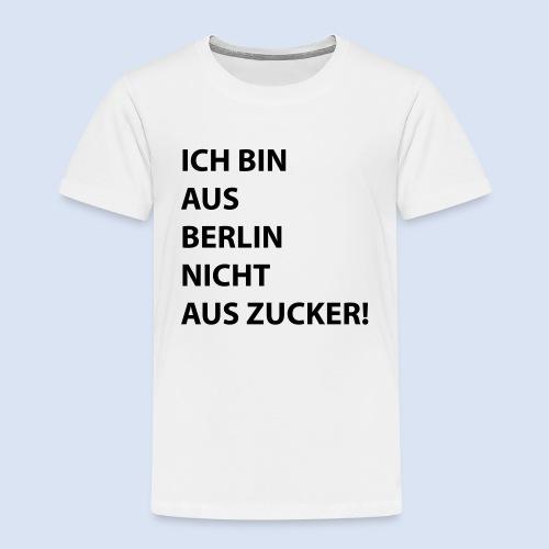 Ich bin aus Berlin #Stadtgeschenke - Kinder Premium T-Shirt