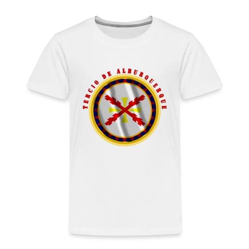 Tercio de Alburquerque - Camiseta premium niño