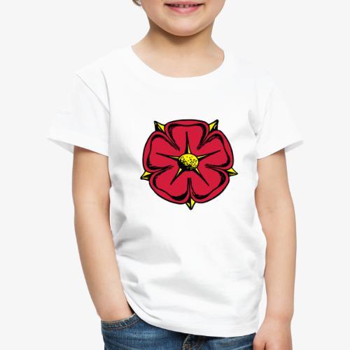 Lippische Rose - Kinder Premium T-Shirt