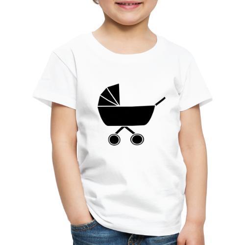 Kinderwagen - Kinder Premium T-Shirt
