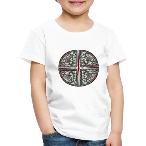 Archangel Michael Disc - Kids' Premium T-Shirt