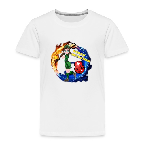 Sarah's Detection Shop - Kinder Premium T-Shirt