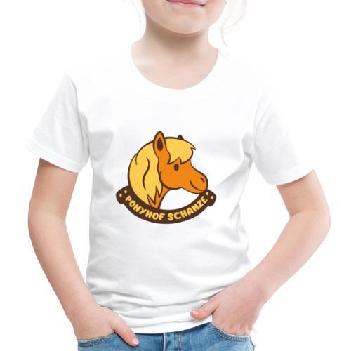 Ponyhof Schanze Schlangenbad - Kinder Premium T-Shirt