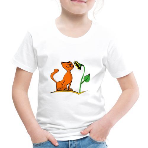 Sunny le chat - T-shirt Premium Enfant