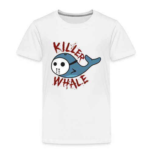 Killer Whale - Kinder Premium T-Shirt