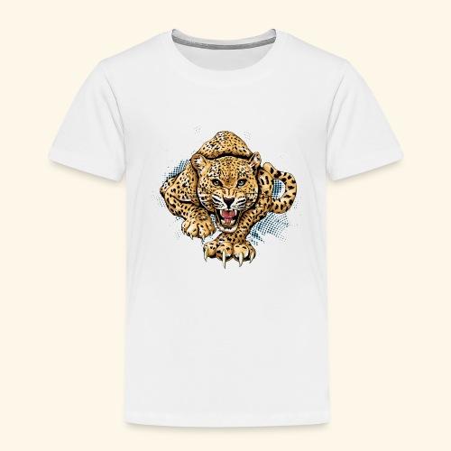 Leopardo KutuXa - Camiseta premium niño