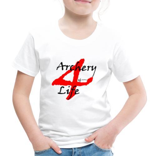 Archery4Life - Kinder Premium T-Shirt