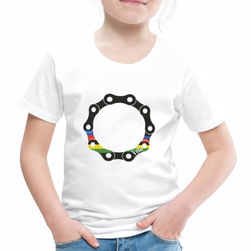 Ketting WK Rond - Kinderen Premium T-shirt
