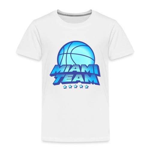 miami team - T-shirt Premium Enfant